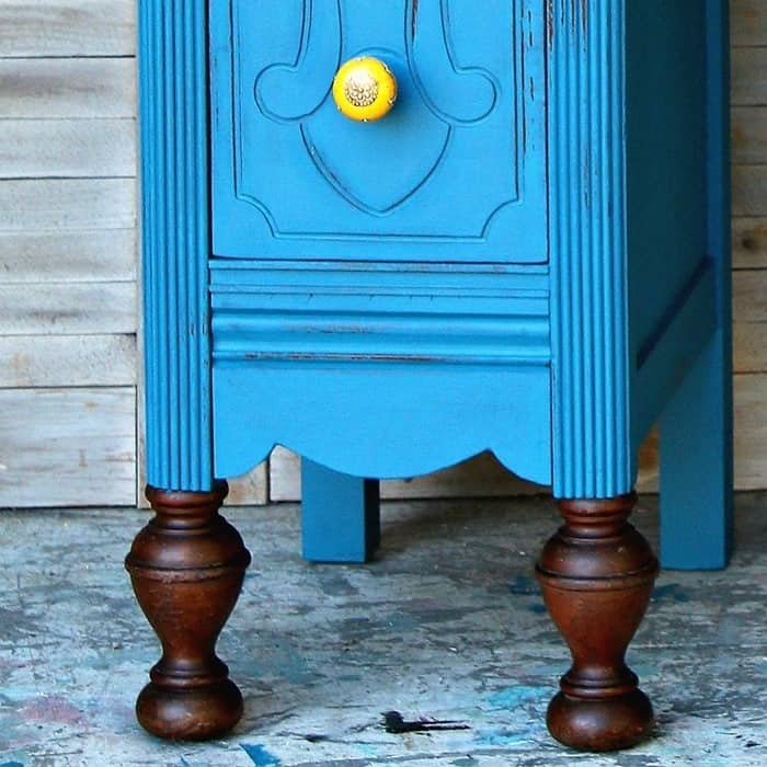 how to cover scratches on stained furniture