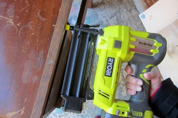 replacing wood on furniture