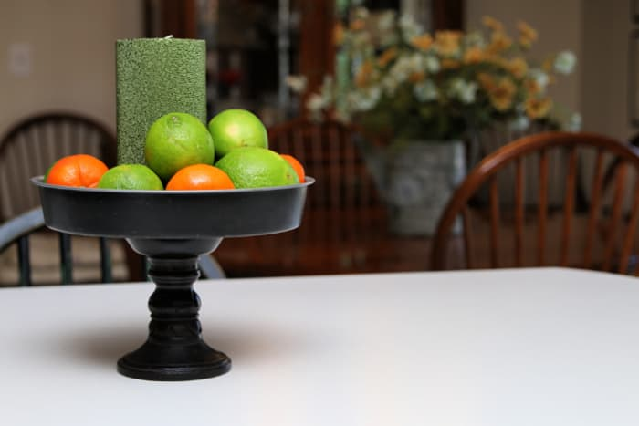 How To Upcycle Thrift Store Finds Into A Candle Holder