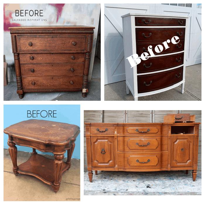 furniture fixer upper projects