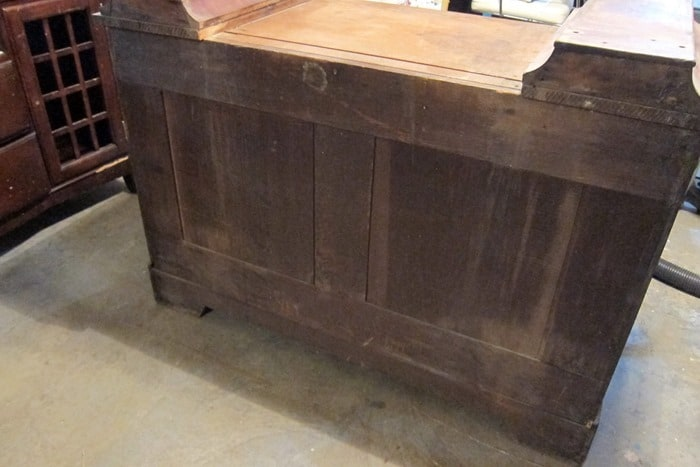 real wood antique furniture