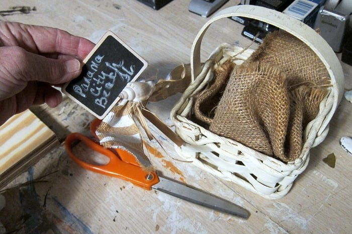 remove junk stuff from basket