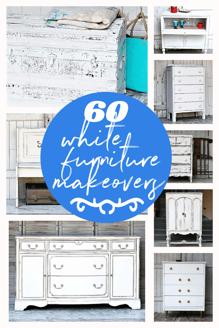 60 white furniture makeovers inspiration and ideas