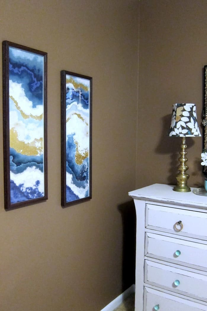 Decorating my house with thrifty junk finds (3)