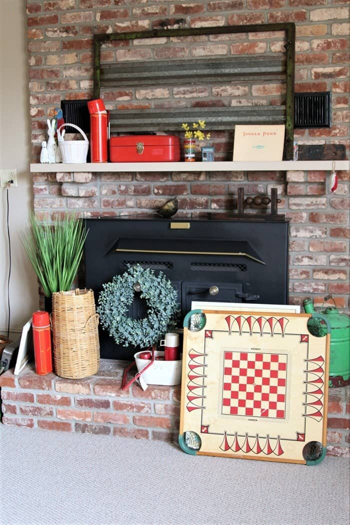 Decorating my house with thrifty junk finds (40)