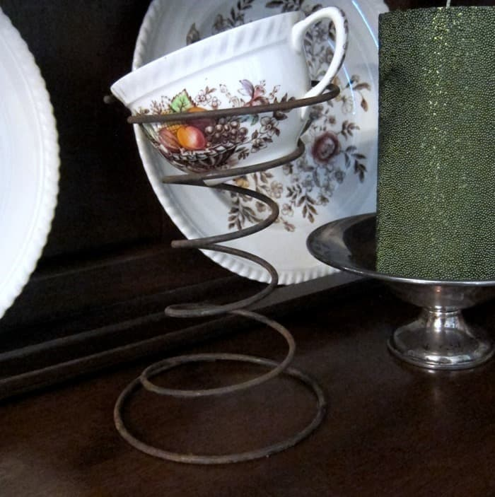 Decorating my house with thrifty junk finds (6)