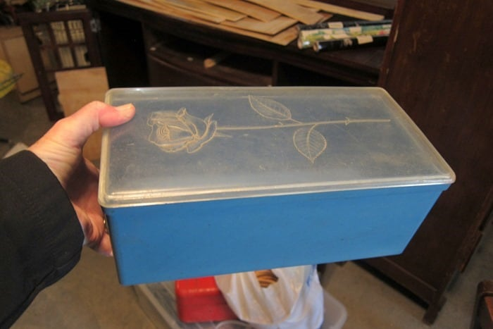 Salvation Army shopping and junk store finds (6)