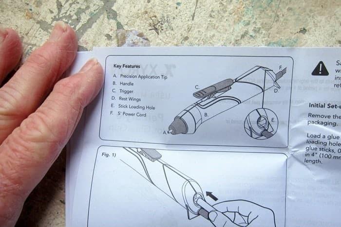 Xyron Pen Style Hot Glue Gun