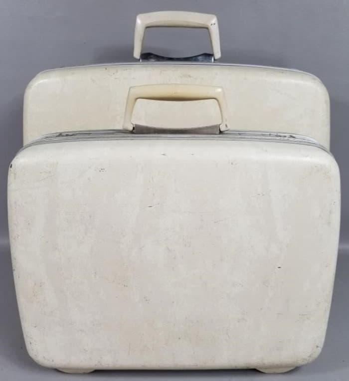 vintage Samsonite luggage auction buy