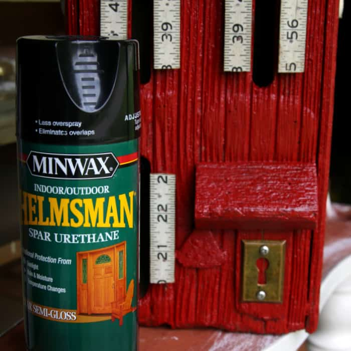 Min-Wax Indoor Outdoor Urethane Spray Sealer