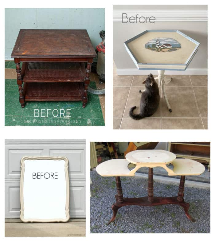 furniture makeover projects