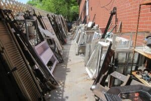 junk shopping with Petticoat Junktion