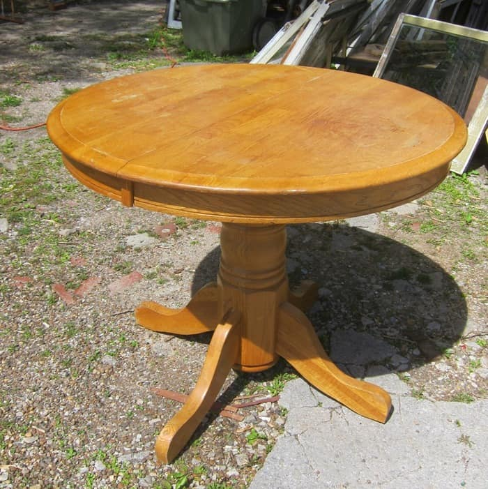 table to paint