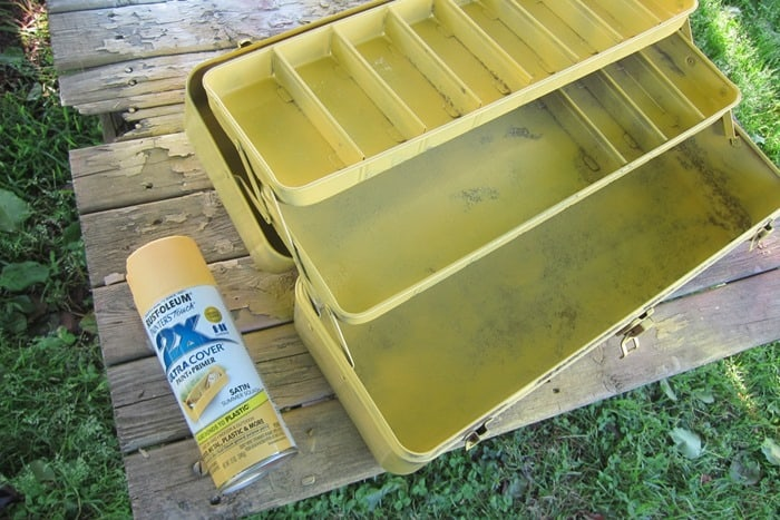 Rust-Oleum Yellow Spray Paint