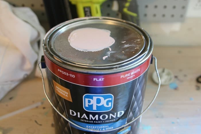 mix latex paint colors to make custom pink paint color
