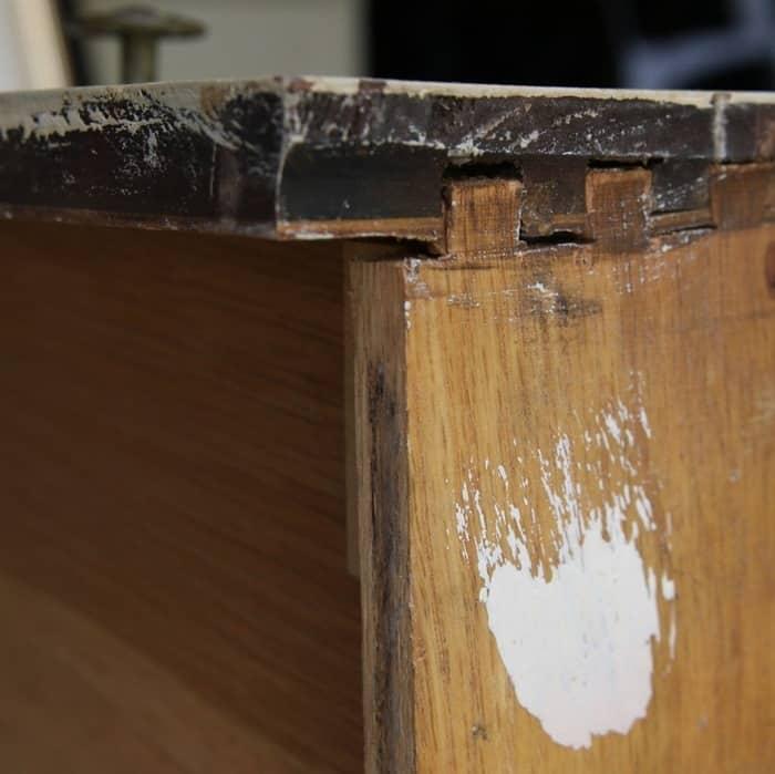 repair furniture drawers