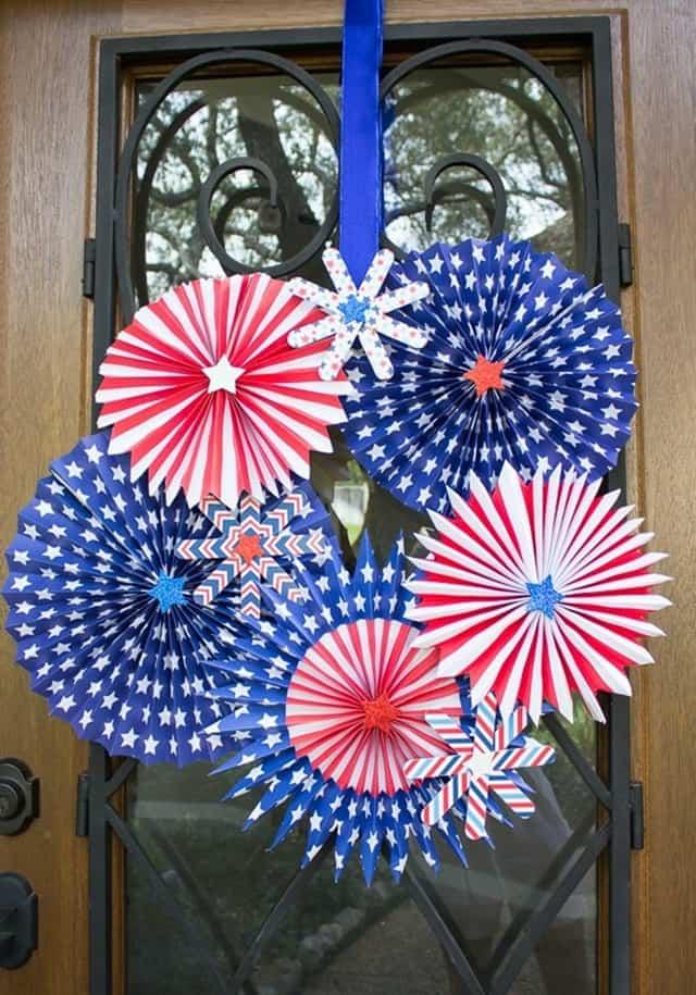 diy-4th-of-july-wreath-front-door