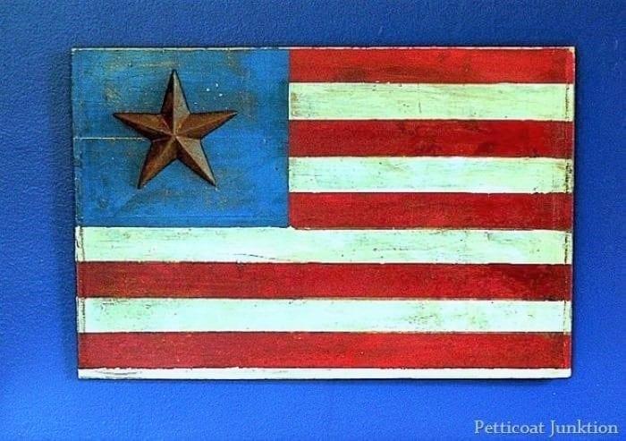 how to make patriotic decor