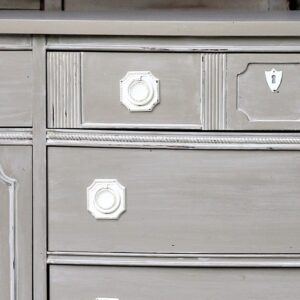 white washed painted furniture technique