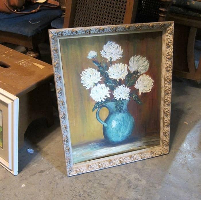 junk finds from Greenville Ky Flea Market