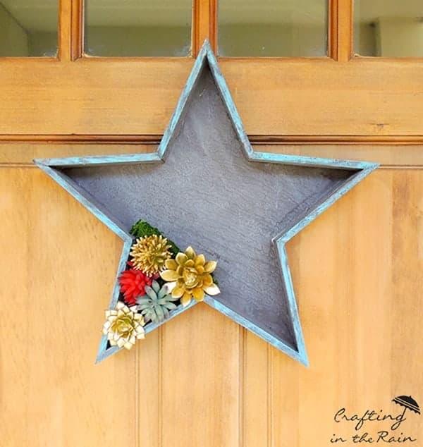 wooden-star-wreath