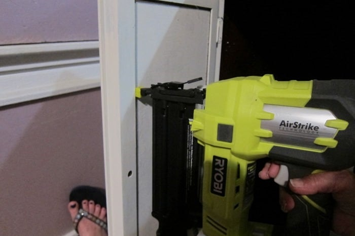 replacing missing door panels in furniture